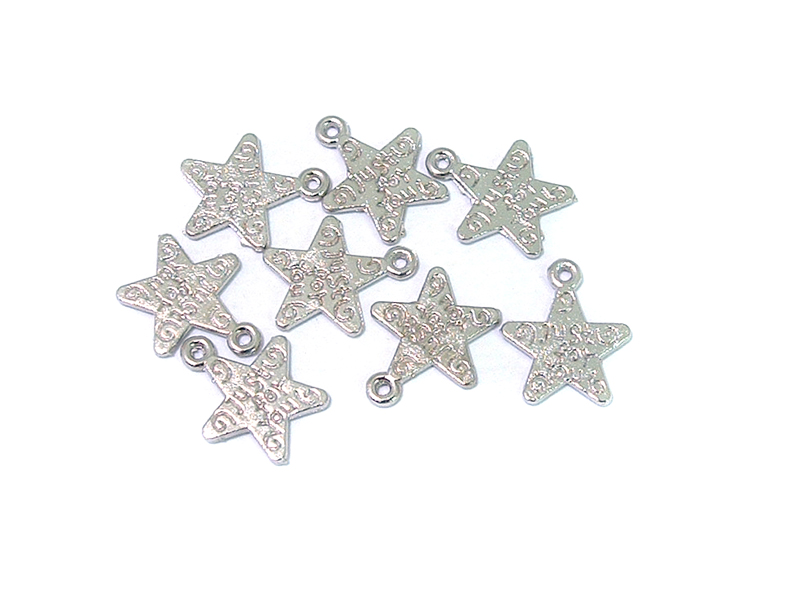 Just For You Star Charm